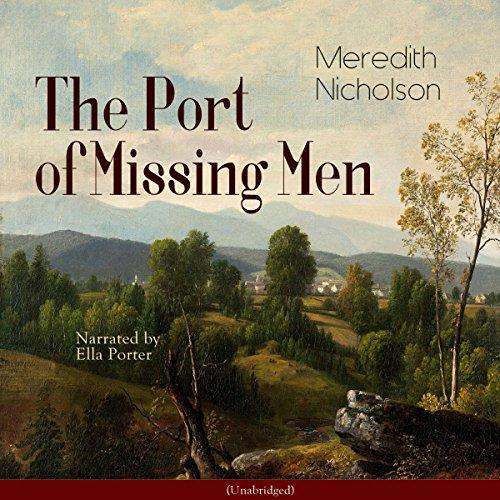 The Port of Missing Men audiobook cover art