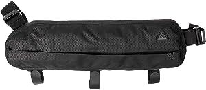 Topeak MidLoader Frame Mount bikepacking Bag, Black, 6L