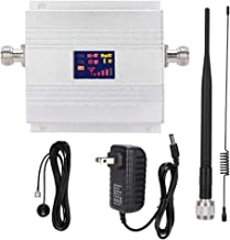 Tosuny Cell Phone Signal Amplifier Repeater + Antenna, DCS 980C 1800MHz LCD for Hotel Shopping Malls, Villas, Large Households