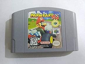 Best mario kart 64 cartridge Reviews