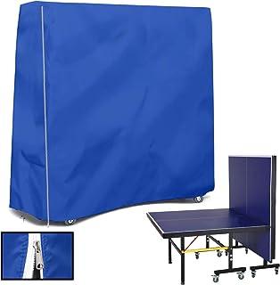comprar comparacion HALOKETI Funda para Mesa de Ping-Pong,Oxford,Impermeable,Anti-UV,contra el Polvo,Protección Integral,Mesa de Tenis de Mesa...