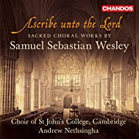 Ascribe Unto the Lord-Sacred Choral Works