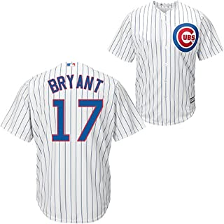 Majestic Kris Bryant Chicago Cubs MLB Infants White Home Cool Base Replica Jersey