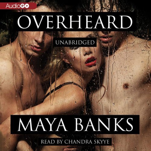 Overheard audiobook cover art