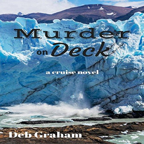 Murder On Deck audiobook cover art