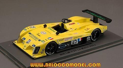 Spark Model SCWR01 WR N.25 WELTER Gerard LM02 1 43 MODELLINO DIE CAST Model kompatibel mit