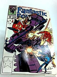 Fantastic Four #344 September 1990