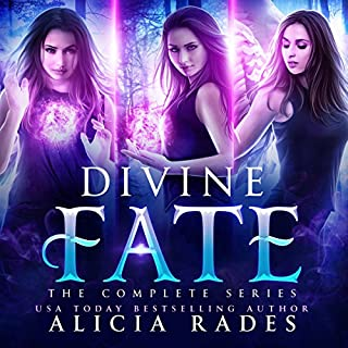 Divine Fate: The Complete Series audiobook cover art