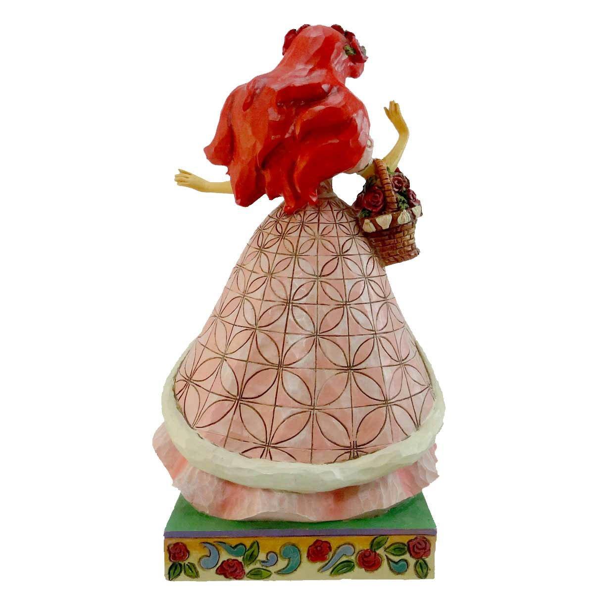 Disney Traditions by Jim Shore Ariel Summer Figurine, 7-1/4-Inch
