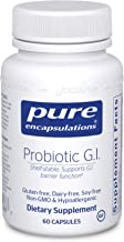 Pure Encapsulations - Probiotic G.I. - Shelf Stable Probiotic Blend to Support Healthy Immune Function Within The Gastro Intestinal Tract* - 60 Capsules