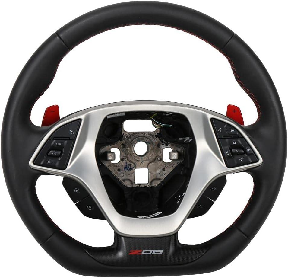 GM Genuine Parts 84198733 Surprise price Jet Black New product type Wheel Steering
