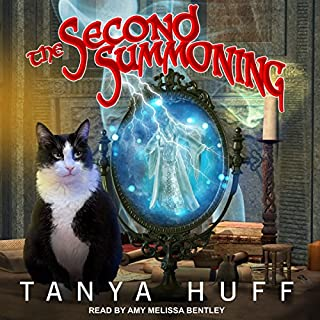 The Second Summoning     Keeper's Chronicles Series, Book 2              Written by:                                                                                                                                 Tanya Huff                               Narrated by:                                                                                                                                 Amy Melissa Bentley                      Length: 10 hrs and 44 mins     1 rating     Overall 5.0