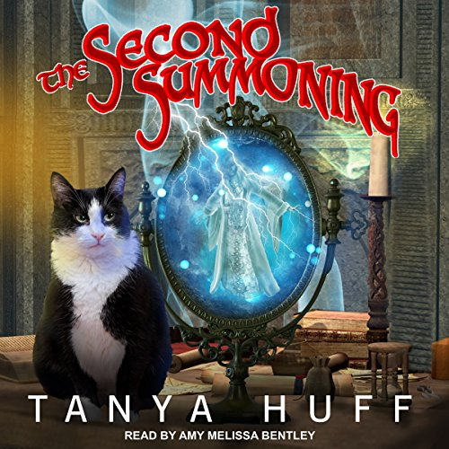 The Second Summoning audiobook cover art