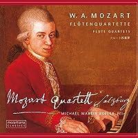 Mozarts: Flotenquartette