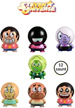 Steven Universe Buildable Characters Novelty Party Vending Toys - 12 ct.