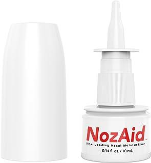 Sponsored Ad - NozAid Nasal Moisturizer Spray w/ Sesame Oil .34 oz Barrier to Pathogens Virus Bacteria Moisturizing Lubric...