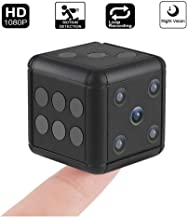 SQ16 mini camera hidden spy 1080P HD video recorder portable small night vision and motion detection security camera FOV 90 degree motion camera mini DV recorder, home, office, drone, FPV are applicab