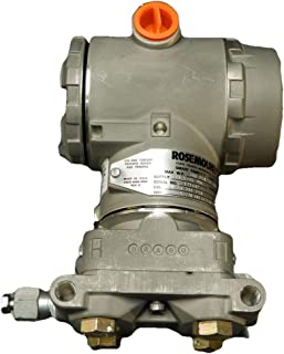 Rosemount 3051C Coplanar Pressure Transmitter