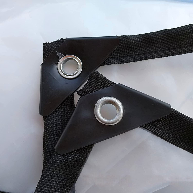 XBAOMING Tarpaulin Waterproof Heavy Duty Foldable Tran Dustproof Max 56% OFF OFFer
