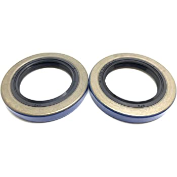 168255TB Double Lip Seal for 3500lb Trailer Axle #84 Spindle Boat Trailer Qty 2