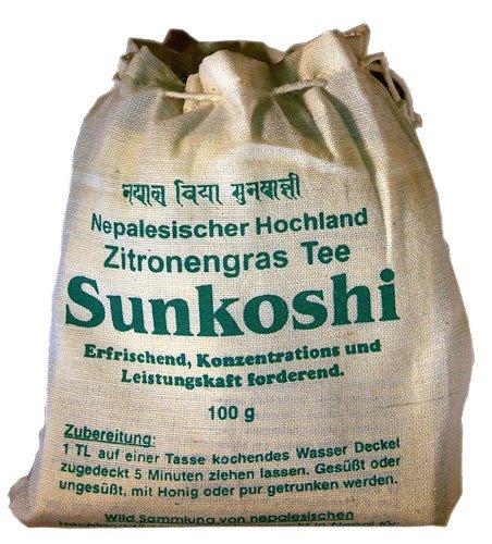 Sunkoshi Zitronengrastee