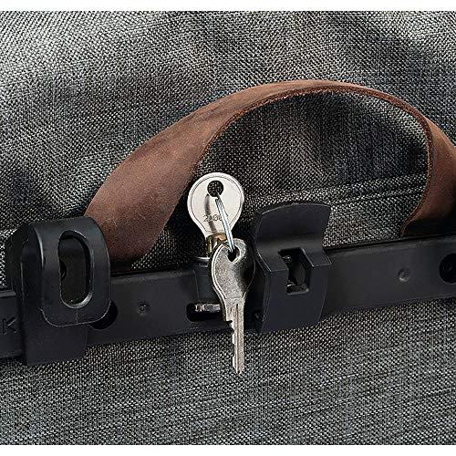 Racktime 17009 /& 17017 Snapit Klickfix Schloss Secureit /& System Adapter Snapit,