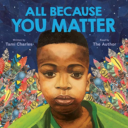 All Because You Matter cover art