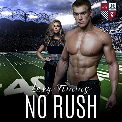 No Rush audiobook cover art