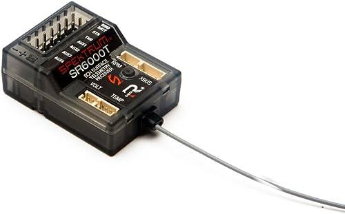 Spektrum SR6000T Récepteur Surface Slim-Surface 6 canaux