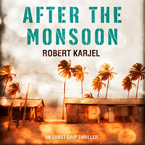 After the Monsoon audiobook cover art