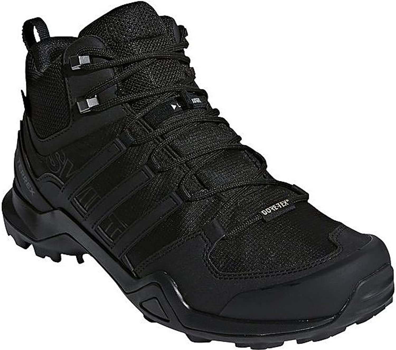 adidas outdoor Mens Terrex Swift R2 R2 R2 Mid GTX Shoe (8.5 - Black/Black/Black) B071XFJ9KZ  e6bb4f