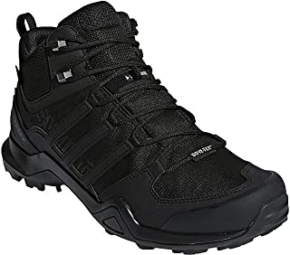 huge selection of d2433 43873 adidas Outdoor Mens Terrex Swift R2 Mid GTX Shoe, Black - 10.5 M US