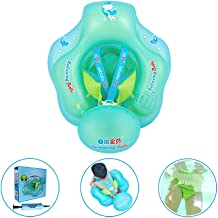 relaxing baby Thickened Inflatable Baby Pool Floats Swim Float for Kids, Independent Airbag, Prevent Backward and Rollover, Choking Prevention(S)