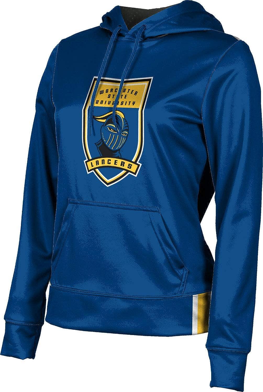 ProSphere Worcester State University Girls' Pullover Hoodie, School Spirit Sweatshirt (Solid)