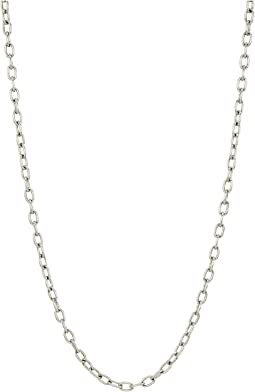 Pomellato 67 - Plaquette Chain Necklace 100cm