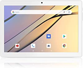 Android Tablet 10 Inch, 5G WiFi Tablet, 16 GB Storage, GMS Certified, Android 8.1 Go, Dual Camera, Bluetooth, GPS, OTG - S...