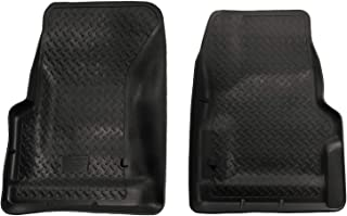 Husky Liners Fits 1997-06 Jeep Wrangler Classic Style Front Floor Mats