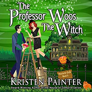 The Professor Woos the Witch     Nocturne Falls, Book 4              By:                                                                                                                                 Kristen Painter                               Narrated by:                                                                                                                                 B.J. Harrison                      Length: 8 hrs and 34 mins     1,738 ratings     Overall 4.6