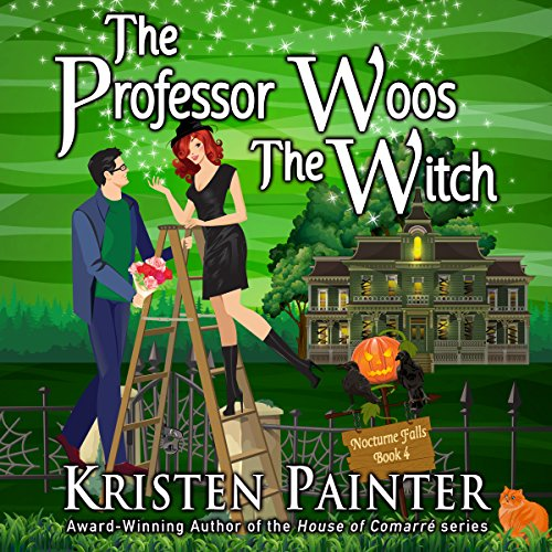 The Professor Woos the Witch cover art
