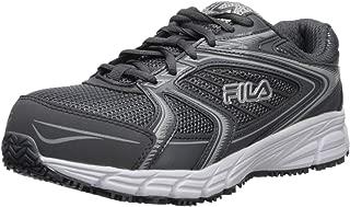 Fila Women's Memory Reckoning 9 Slip Resistant Work Shoe Food Service
