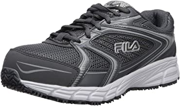 Fila Memory Reckoning 9 Slip Resistant Work Shoe womens Food Service Shoe