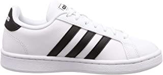adidas Grand Court Women's Sneakers, White, 7 UK (40 2/3 EU)