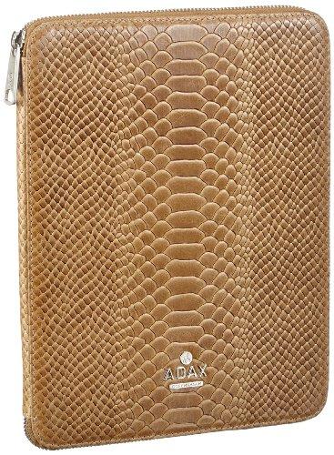 Adax Adax Ipad cover 167917, Damen Messengertaschen, Braun (Brown 03), 20x26x1 cm (B x H x T)