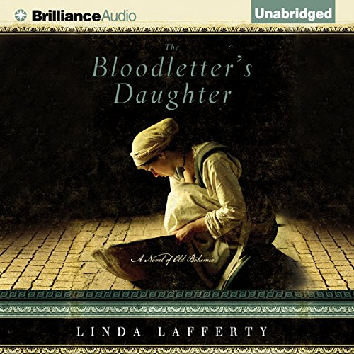 The Bloodletter's Daughter audiobook cover art