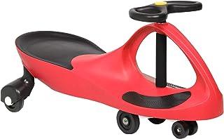 Keezi Kids Children Swing Car Ride On Toys Scooter Wiggle Slider Swivel Cars Red