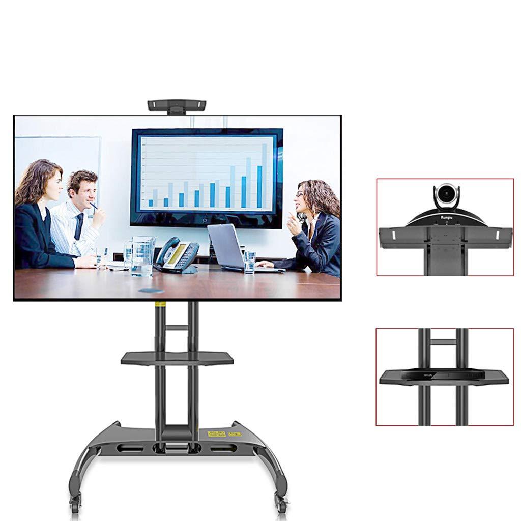 ROMX Soporte Giratorio Universal para TV/Soporte para TV rodante ...