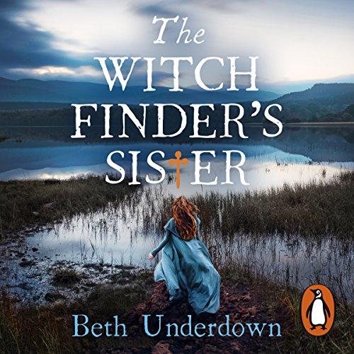 The Witchfinder's Sister cover art
