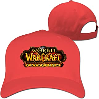 World Of Warcraft Cataclysm Fitted Baseball Cap