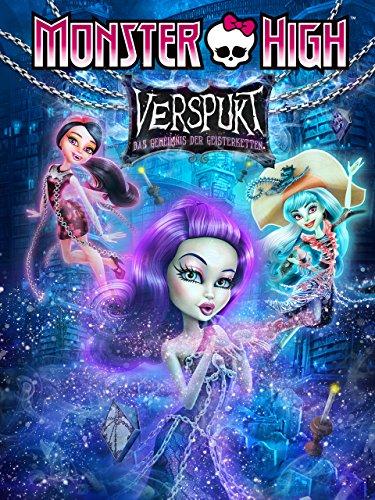 Monster High: Verspukt: Das Geheimnis der Geisterketten [dt./OV]