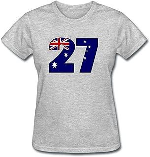 Dotion Women's Casey Stoner Design T Shirt